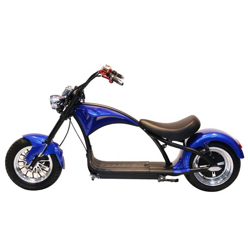 EEC & COC M1 Citycoco E-scooter a