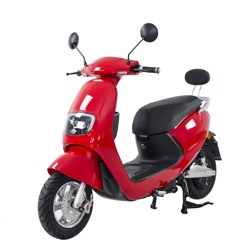 EEC & COC ZF2 L1e 2000W Electric Scooter