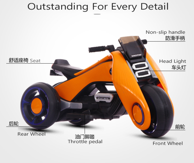 Toy motorcycle (3)