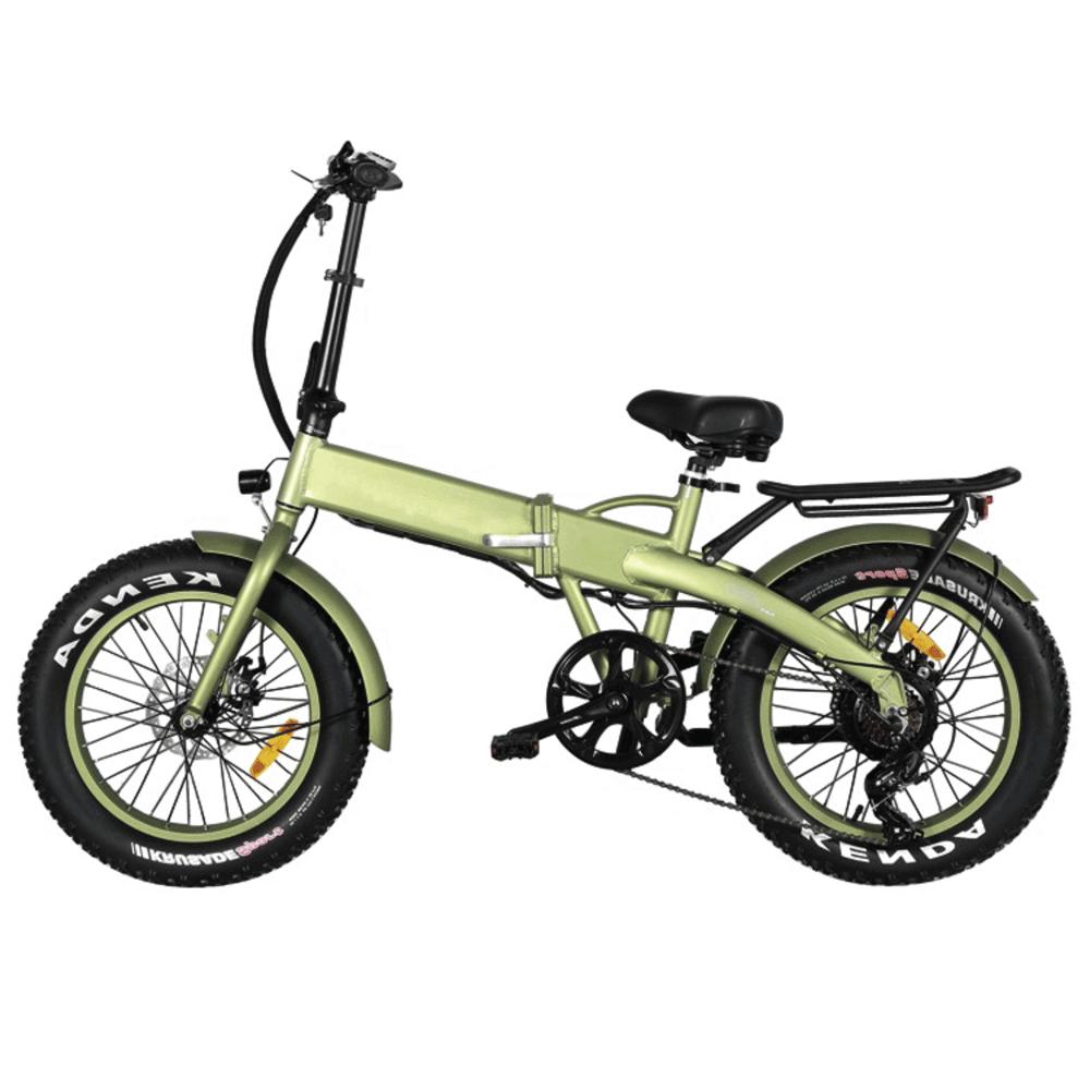 Fat E-bike\Rifle 20'' Battery Hidden Folding Fat E-bike 4