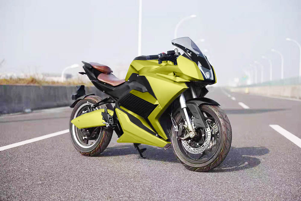 EEC & COC E-ScootersEEC & COC Flash 5000W-12000W Max 150kmh Electric Motorcycle