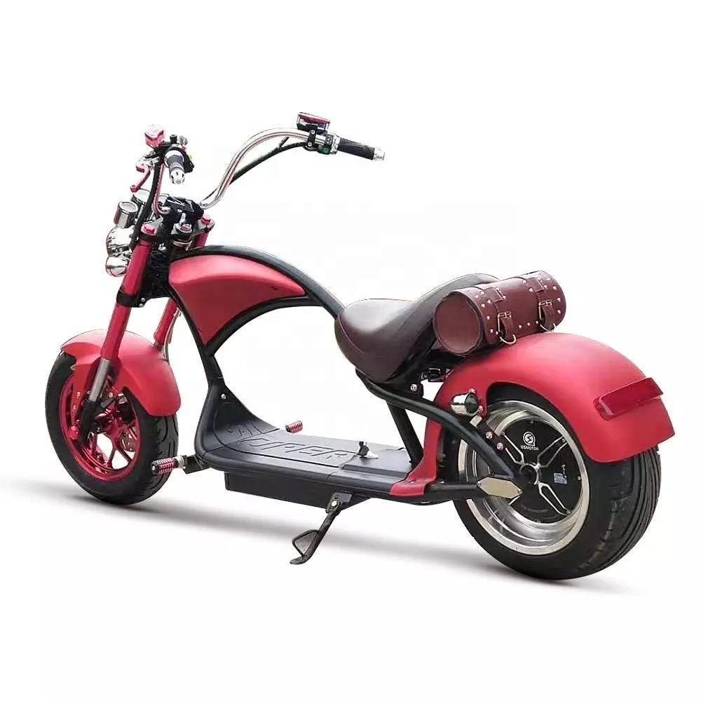 EEC & COC M1 Citycoco E-scooter